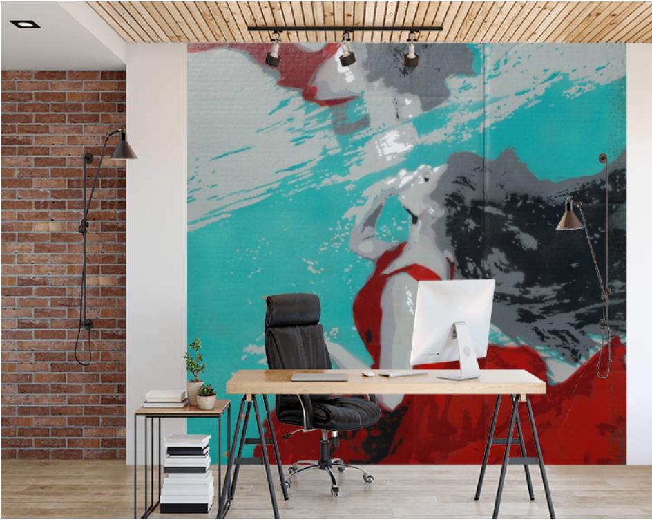 Wallpaper underwater2